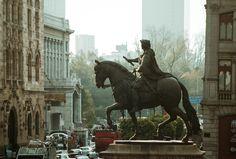 La Ciudad de Mexico, Ciudad de los palacios. Carlos IV