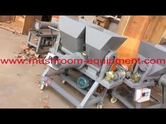 mushroom bag filling machine with mixing machine