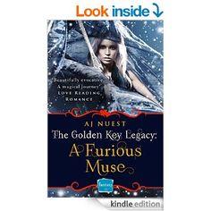 A Furious Muse: HarperImpulse Fantasy Romance (A Serial Novella) (The Golden Key Legacy, Book 1) eBook: AJ Nuest: Amazon.co.uk: Kindle Store