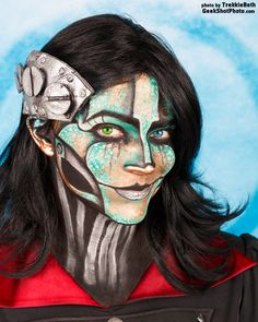 "Isabella ""Bunny"" Bennett, Gorgeous member of Steam Powered Giraffe"