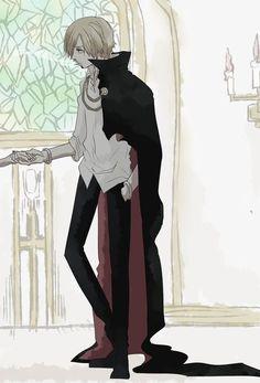 Sanji Vinskome - The Prince - The Cook - Gemma 66 - Straw Hats - One Piece