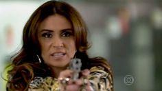 Delegata rouba a cena em 'Salve Jorge' | vanessa_barreto - Yahoo TV.´´A delegada Helô de Salve Jorge´´.