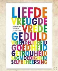 Vrugte van die gees Bible Verses Quotes, Life Quotes, Qoutes, Uplifting Words, King Of Kings, Afrikaans, Inspirational Thoughts, True Words, Friendship Quotes