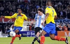 Argentina to face Ecuador in a friendly football match on 31 March, 2015 at MetLife Stadium, New Jersey. Get Ecuador vs Argentina game live stream, preview.