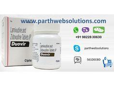 Combivir Tablets, Duovir (Lamivudine, Zidovudin Tablets)