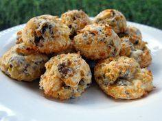Sausage Cheese Puffs  EASY