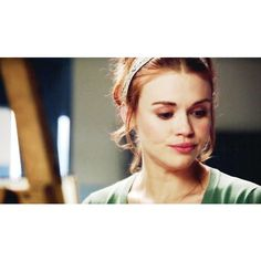 Photo by K • PicMonkey: Photo Editing Made Of Win ❤ liked on Polyvore featuring holland roden, teen wolf, holland and pictures