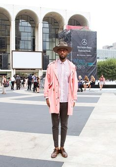 Street Style from NYFW: Day 6 | StyleCaster