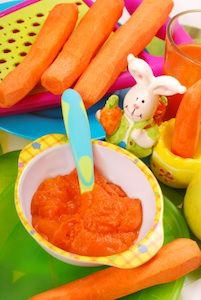 Gluten Free Baby Food to make at home