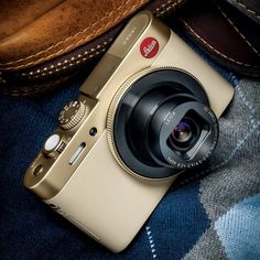 I've promised myself a beautiful camera - one to last a lifetime. Think this is it! Leica C Digtal Camera