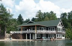 The Boat House, lake placid - Google Search