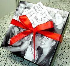 Presente artesanal para namorado – Embora o Dia dos Namorados ocorra em junho, a seleção de um bom p