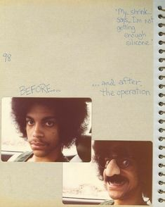 Comic strips, goofy snaps and mirror selfies: inside Prince's private archive Prince Images, Photos Of Prince, Young Prince, My Prince, Prince For You, Prince Meme, Prince Quotes, High School Memories, Short Box Braids