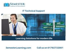 Prospectus - Semester Learning & Development Ltd Good Interpersonal Skills, Vision Statement, Computer Help, Help Desk, Information Technology, Engineering, Knowledge, Learning