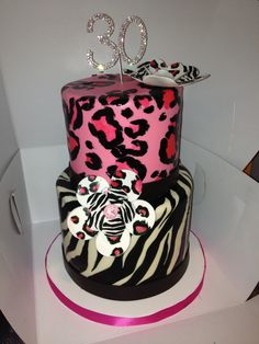 My 30th birthday cake :)