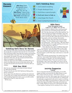 These activities are related to story of Jesus calling Peter and Andrew and can challenge kids to in the same way to tell others about Jesus. Jesus Story For Kids, Bible Stories For Kids, Jesus Stories, Bible For Kids, Sunday School Activities, Bible Activities, Sunday School Lessons, Activities For Kids, Bible Lessons