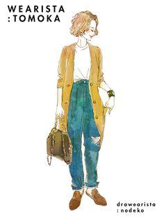 その他「drawearista」を使ったのでこのコーディネートです。WEARはモデル・俳優・ショップスタッフなどの着こなしをチェックできるファッションコーディネートサイトです。