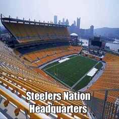 Heinz Field in Pittsburgh, PA. Home of the Steelers and Panthers! Pittsburgh Steelers Game, Pittsburgh Hotels, Pittsburgh City, Bears Football, Steelers Football, Shadyside Pittsburgh, Three Rivers Stadium, Here We Go Steelers