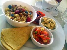 VEGAN DARLING BLOG | Veganse Frühstück im Liebling Vegan, Places, Ethnic Recipes, Blog, Blogging, Vegans, Lugares