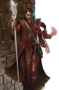 male wizard d&d - Google Search