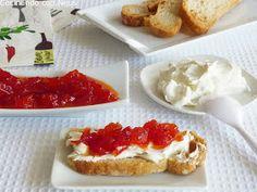 Cocinando con Neus: Mermelada de pimientos