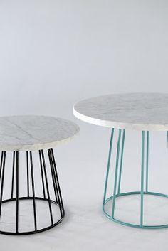 marble tables   ólöf jakobína