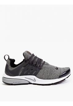 Nike Grey Air Presto 'Fleece'