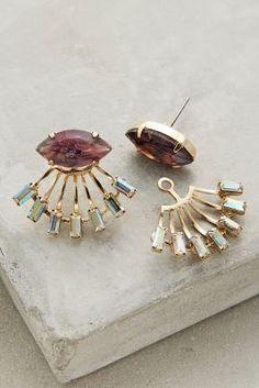 Elizabeth Cole Ruhi Jacket #Earrings #anthroregistry #holidaygifts