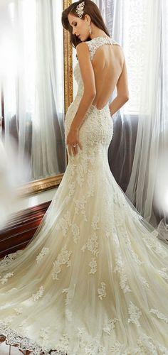 Sophia Tolli 2015 Bridal Collection | bellethemagazine.com