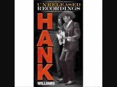 Hank Williams Sr - Precious Lord, Take My Hand - YouTube