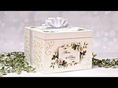 YouTube Pintura Country, Diy Tutorial, Decorative Boxes, Nail Art, Youtube, How To Make, Wedding, Decoupage Ideas, Home Decor