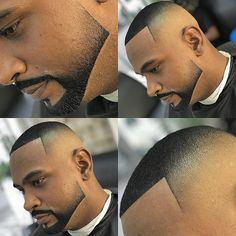 Discover our Top 100 of black men haircuts ? From the Buzz Cut to the FrowHawk, this guide offers to you the most amazing Black Men Hairstyles. Show one of these hairstyles to your barber to stay fresh and clean ? Natural Haircut Styles, Black Haircut Styles, Black Boys Haircuts, Black Men Hairstyles, Haircuts For Men, Hair And Beard Styles, Short Hair Styles, Black Hair Cuts, Beard Cuts