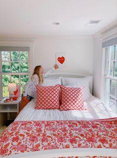 Room Ideas Bedroom, Bedroom Decor, Bedroom Inspo, Preppy Bedroom, Aesthetic Room Decor, Cozy Room, Dream Rooms, Dream Bedroom, My New Room