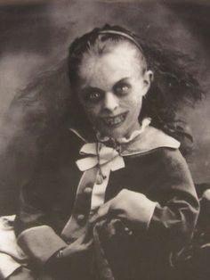 creepy kid is creepy