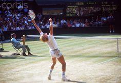 1985 - Boris Becker Wins Wimbledon