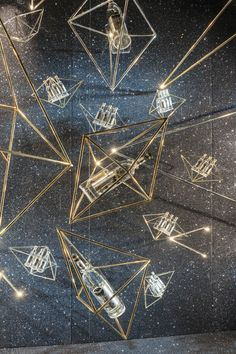 Selfridges Christmas Windows by Elemental Design. Photo Courtesy of Selfridges.