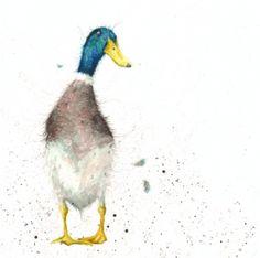 CS011 - 'Guard Duck'