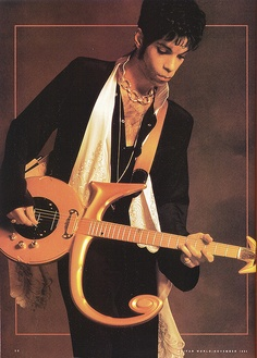 Prince Guitar World 1994 by Nikki319Camille, via Flickr