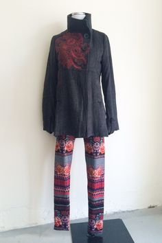 Stacia Jacket and Bennu Legging by Smash Barcelona at House of Style, call 360.419.9672 to order.