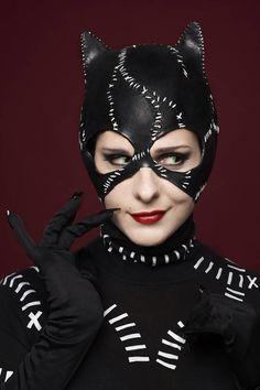 Batman Villains for Halloween by Pauline Darley