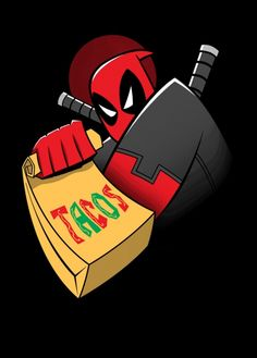 Tacos The Animated Series shirtpunch
