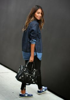 STYLE: DENIM DONE DIFFERENTLY