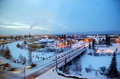 Fairbanks- Alaska