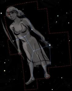 Vierge printemps Zoom constellations