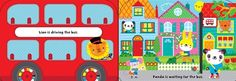 """""""Baby's very first bus book"""" at Usborne Children's Books"""