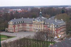 Fürstbischöfliches Schloss Münster – Wikipedia
