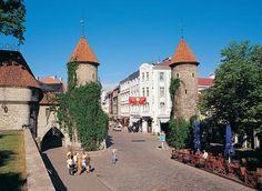 Tallinn – la capitale dell'Estonia