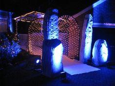 Fairy Light Tunnel