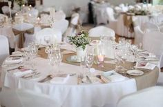 round table wedding centerpieces - Google Search
