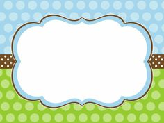 Classroom Labels, Classroom Decor, Boarders And Frames, Kids Background, School Frame, Diy And Crafts, Paper Crafts, School Labels, Cute Frames